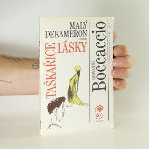 náhled knihy - Malý Dekameron aneb Taškařice lásky (díl 4.)