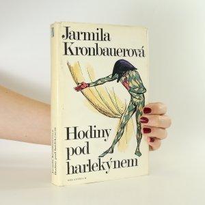 náhled knihy - Hodiny pod harlekýnem