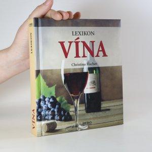 náhled knihy - Lexikon vína