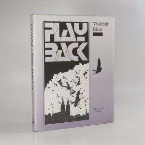 náhled knihy - Playback (podpis)