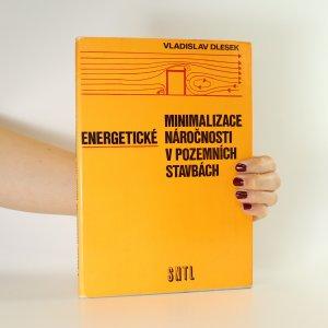 náhled knihy - Minimalizace energetické náročnosti v pozemních stavbách