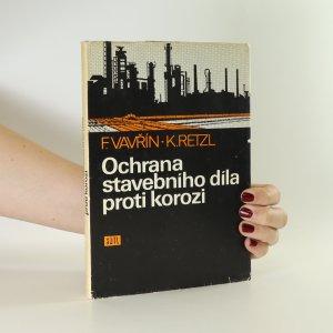 náhled knihy - Ochrana stavebního díla proti korozi