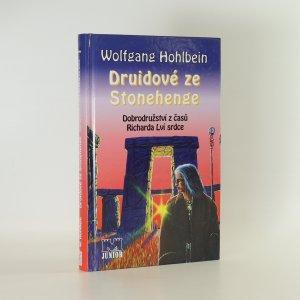 náhled knihy - Druidové ze Stonehenge. Dobrodružství z časů Richarda Lví srdce
