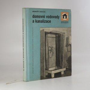 náhled knihy - Domovní vodovody a kanalizace. Příručka pro instalatéry