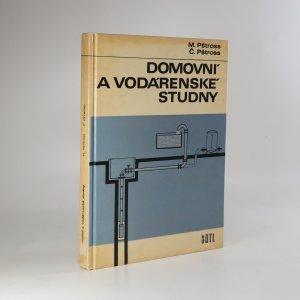 náhled knihy - Domovní a vodárenské studny