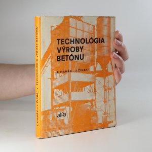 náhled knihy - Technológia výroby betónu