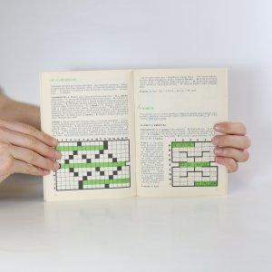 antikvární kniha Křížovky na cesty (částečně vyplněné, viz. poznámka, 3 sešity), 1988, 1989