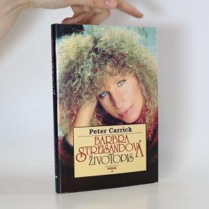 náhled knihy - Barbra Streisandová