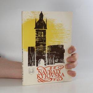 náhled knihy - Návraty Kyjovska