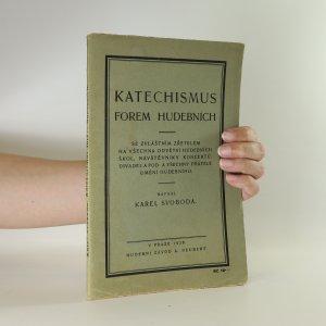 náhled knihy - Katechismus forem hudebních