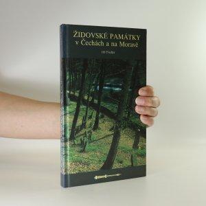 náhled knihy - Židovské památky v Čechách a na Moravě