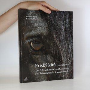 náhled knihy - Fríský kůň - černá perla