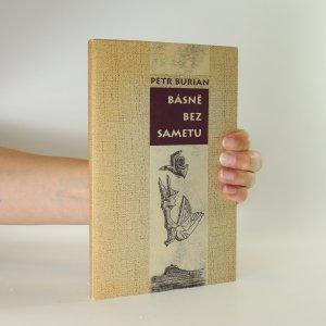 náhled knihy - Básně bez sametu