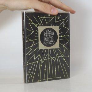 náhled knihy - Zelená hvězdo v zenitu