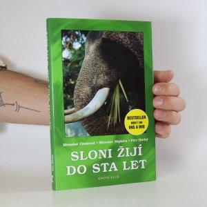 náhled knihy - Sloni žijí do sta let