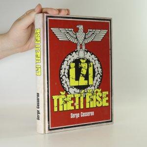 náhled knihy - Lži Třetí říše