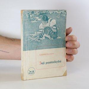 náhled knihy - Její pastorkyňa