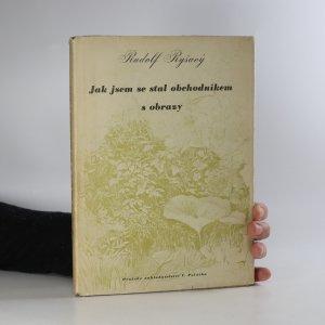 náhled knihy - Jak jsem se stal obchodníkem s obrazy (podpis autora)