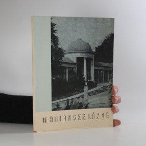 náhled knihy - Mariánské Lázně