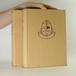 náhled knihy - Osudy dobrého vojáka Švejka za světové války. I.-IV. díl. (2 svazky)