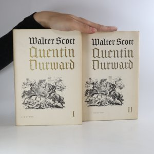 náhled knihy - Quentin Durward I. a II. díl (2 svazky)