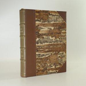 náhled knihy - La vie de Disraëli
