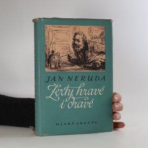 náhled knihy - Žerty, hravé i dravé