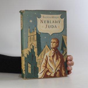 náhled knihy - Neblahý Juda