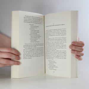 antikvární kniha Le ciel pour couverture, la terre pour oreiller. La vie et l'oeuvre de Li Po, 2003