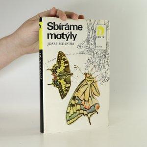 náhled knihy - Sbíráme motýly