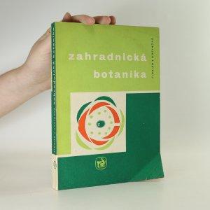 náhled knihy - Zahradnická botanika
