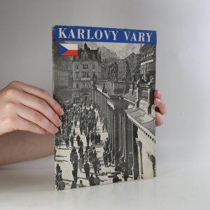 náhled knihy - Karlovy Vary (německy)