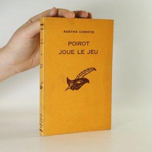 náhled knihy - Poirot joue le jeu