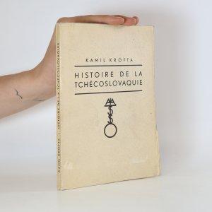 náhled knihy - Histoire de la Tchécoslovaquie