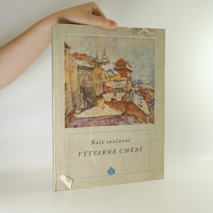 náhled knihy - Naše současné výtvarné umění
