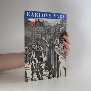 náhled knihy - Karlovy Vary (francouzsky)