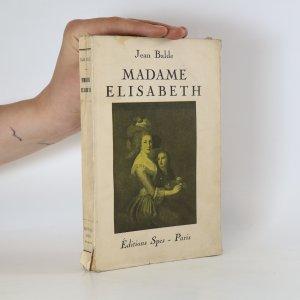 náhled knihy - Madame Elisabeth