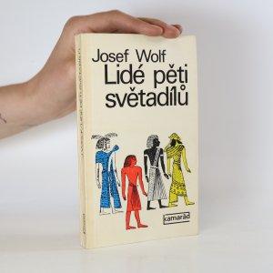 náhled knihy - Lidé pěti světadílů