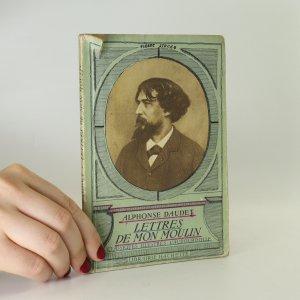 náhled knihy - Letteres de mon Moulin