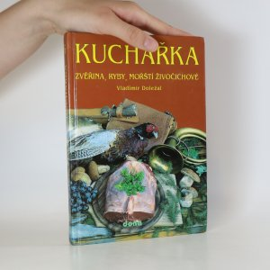 náhled knihy - Kuchařka 6. Zvěřina, ryby, mořští živočichové