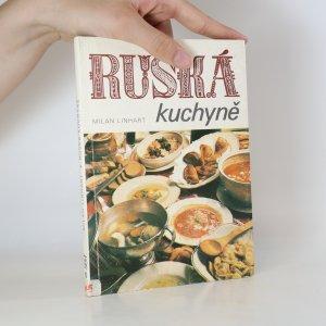 náhled knihy - Ruská kuchyně
