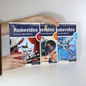 náhled knihy - Homevideo I.-III. (3 svazky)