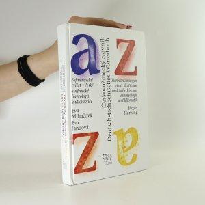 náhled knihy - Pojmenování zvířat v české a německé frazeologii a idiomatice
