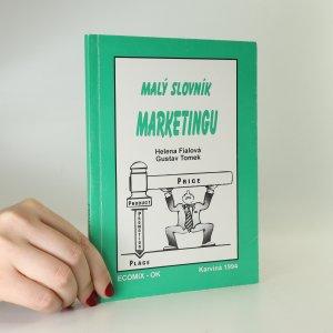 náhled knihy - Malý slovník marketingu