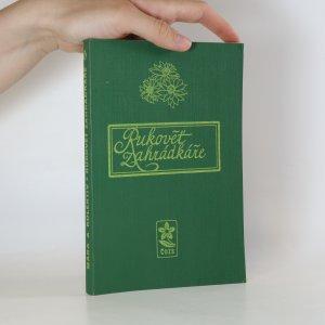 náhled knihy - Rukověť zahrádkáře
