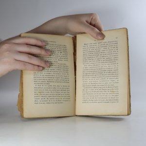 antikvární kniha Rêve d'Empire, 1889