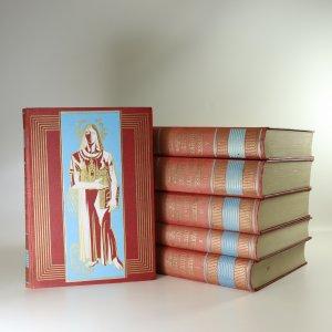 náhled knihy - Dějiny národu českého v Čechách a v Moravě (6 dílu v šesti svazcích)