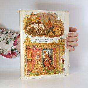 náhled knihy - Slovenské pohádky