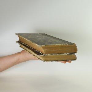 antikvární kniha Páteční dítě (3 díly ve dvou svazcích) , 1921