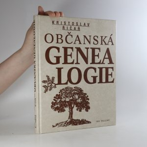 náhled knihy - Občanská genealogie. Základy rodopisné práce